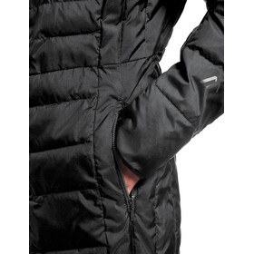 Maier Sports Pimi Quilted Coat Women Black